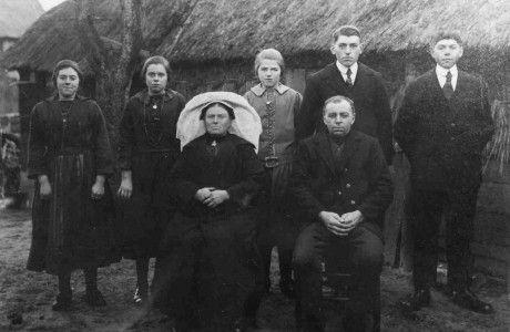 Familie van Gestel-van Grinsven