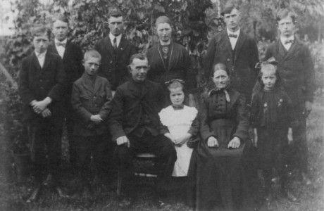 Familie Hoevenaars-Schellekens