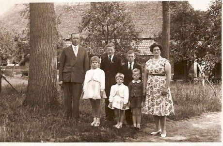 Familie van der Doelen-van den Heuvel
