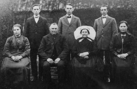 Familie van Gestel-Broeren