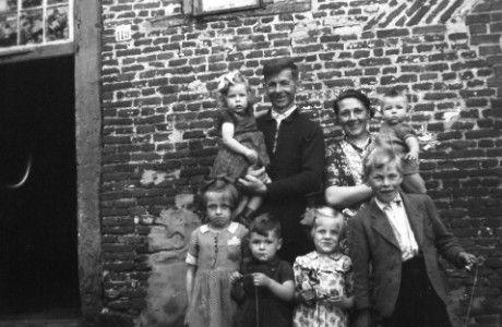Familie van Aarle-van der Aa