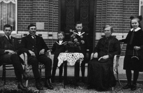 Familie van den Hurk-Welvaarts