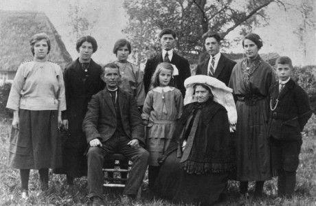 Familie van Alebeek- van Boxtel