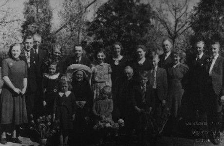 Familie van der Aa-Spierings