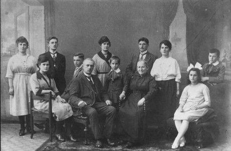 Familie Piet Goossens-van de Westelaken