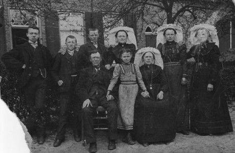 Familie Groenendaal-Maas