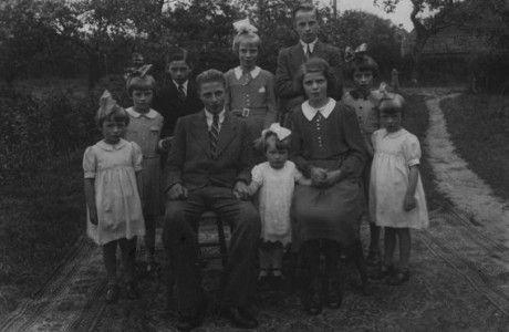 Familie Smits-Pijnappels (Alleen de kinderen)