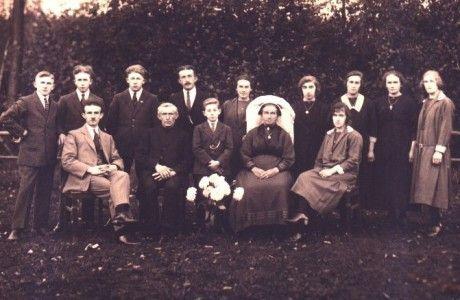 Familie Schuurmans-Kappen