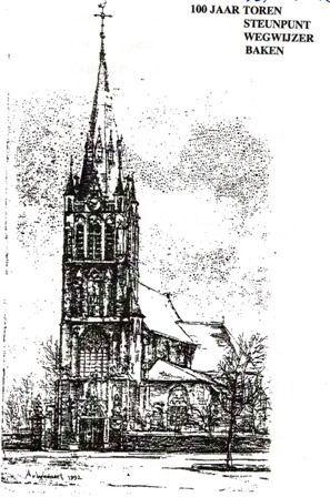 100 jaar toren